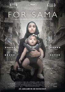 Waad al-Kateab en Edward Watts: For Sama (2019)